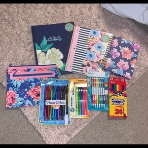 School Supples Bundle